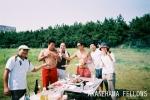BBQ in 船橋海浜公園