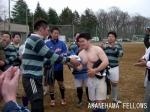 成田リーグ 銚子戦